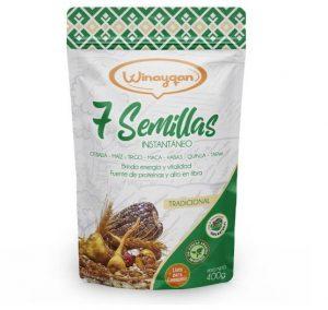 harina de 7 semillas