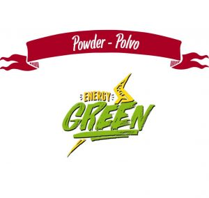 Powders ENERGY GREEN
