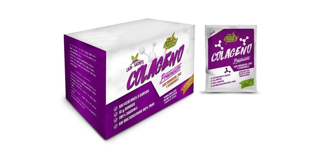 premium collagen powder