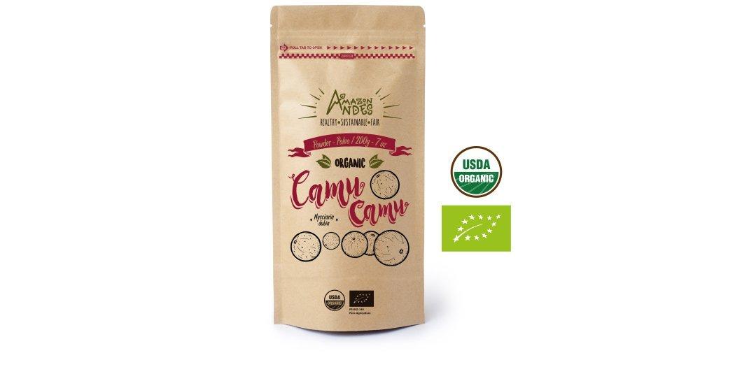 Buy organic camu camu powder