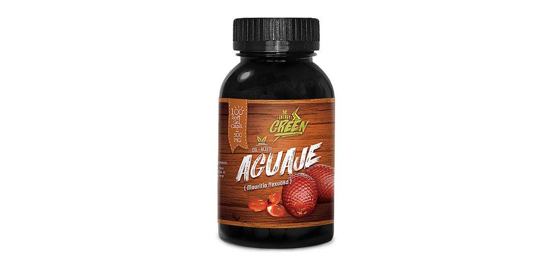 aguaje oil capsules buy