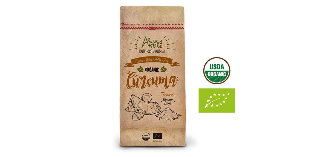 organic turmeric powder buy