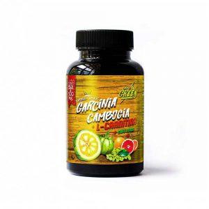 garcinia cambogia y L carnitina  en capsulas