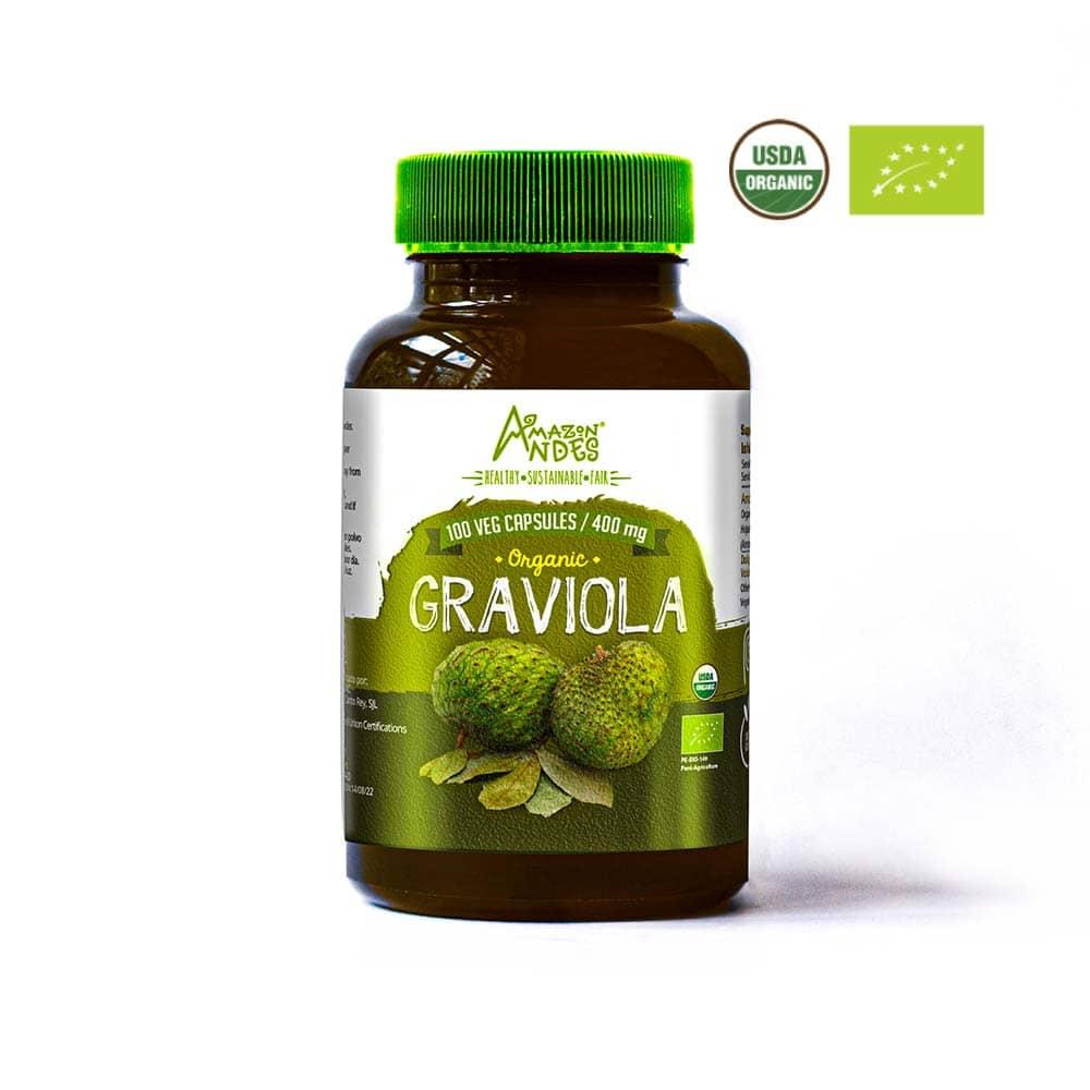 graviola capsules buy