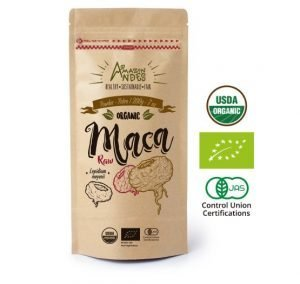 Buy organic raw maca powder