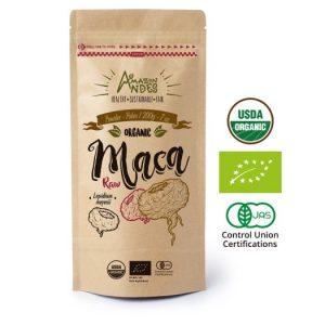 Buy organic raw maca powder