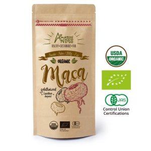 comprar harina de maca gelatinizada organica