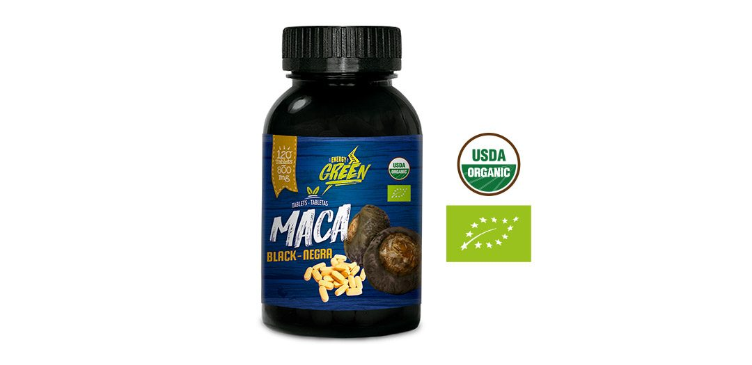 Black Maca tablets