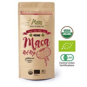 Buy organic red maca powder