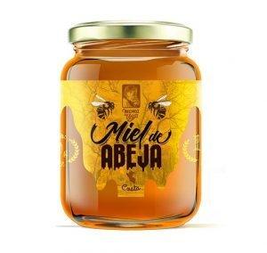 miel de abeja algarrobo