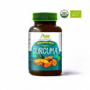 capsulas de curcuma organica comprar