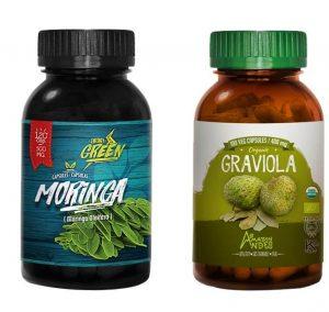 moringa and graviola