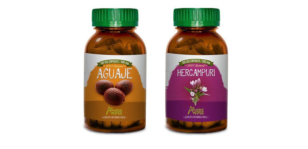 Pack para adelgazar para mujeres ( Cápsulas de Aguaje y Hercampuri