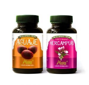Slim pack for women (Aguaje and Hercampuri capsules)