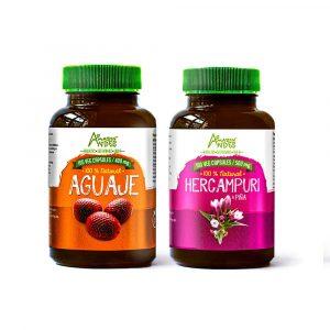 Slim pack for women (Aguaje and Hercampuri capsules)