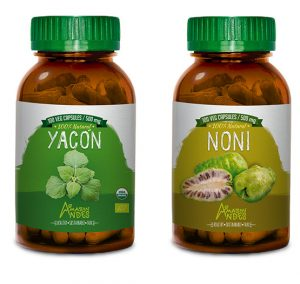 anti diabetes pack yacon y noni