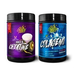 pre work out black maca creatine collagen