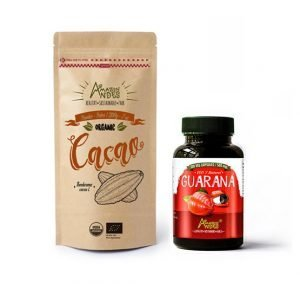 vitality pack cacao and guarana