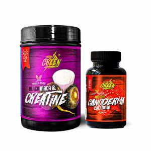 creatine and reishi pack