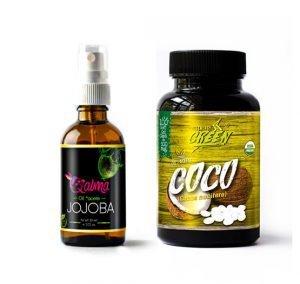 pack piel hidratada coco y jojoba