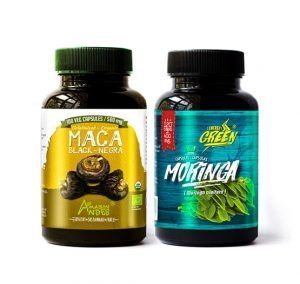 trainning pack moringa and maca