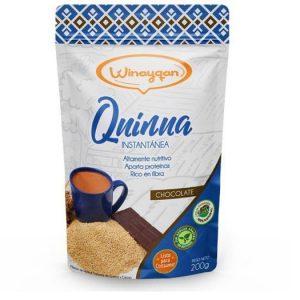 Harina de Quinua Instantánea con cacao (200g) - comprar