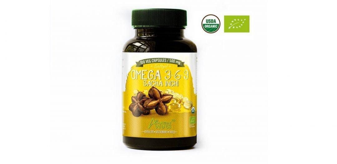 organic sacha inchi capsules buy