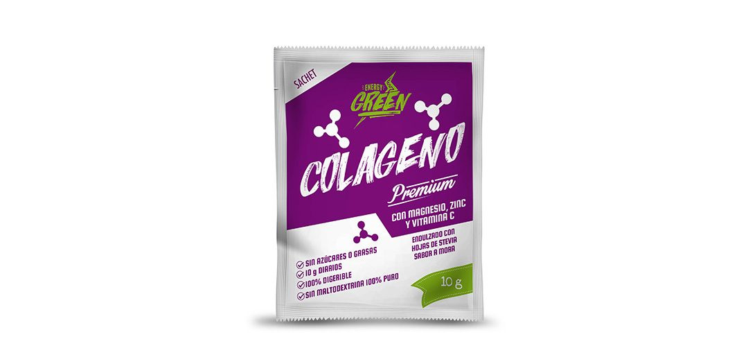 collagen in sachet