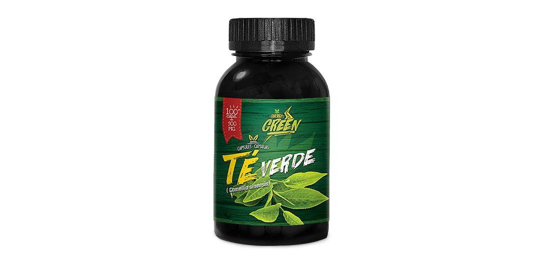 capsulas de te verde comprar