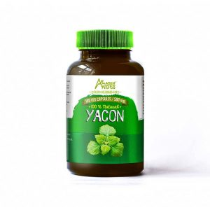 comprar yacon en capsulas