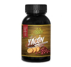 yacon syrup capsules