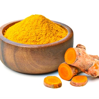 organic turmeric powder supplier
