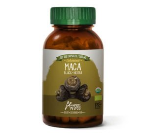 black maca capsules