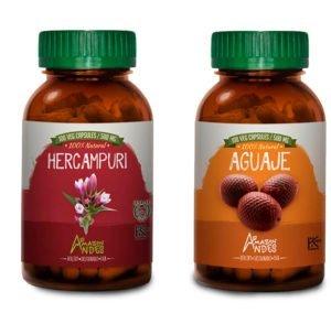 Aguaje + Hercampuri capsules