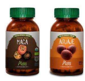 Aguaje + Macamix capsules