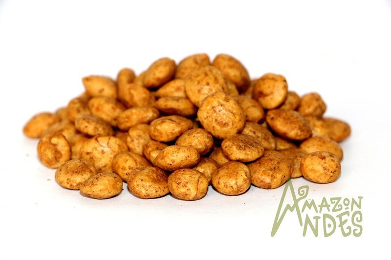 sacha inchi roasted nuts